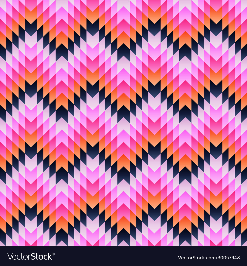 Abstract geometric pattern background colorful