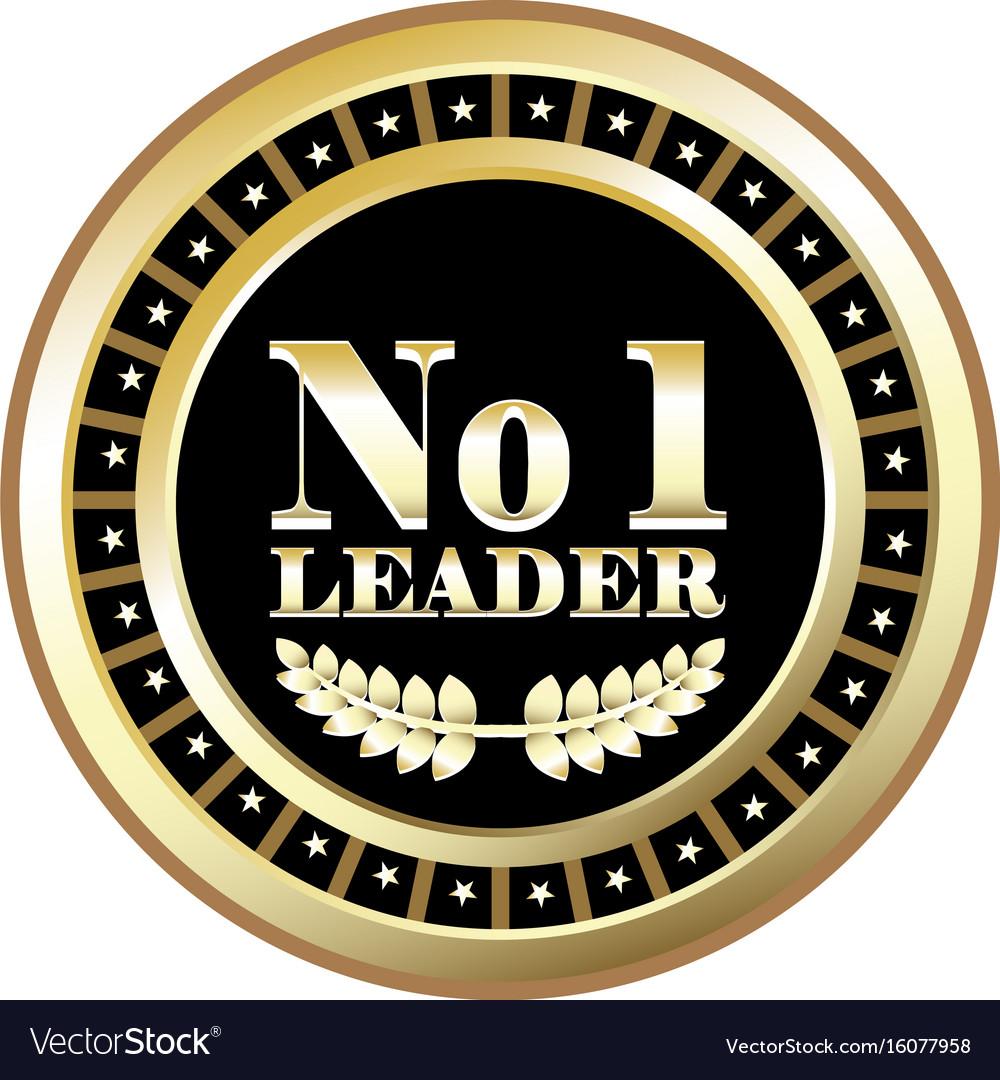 Number one leader