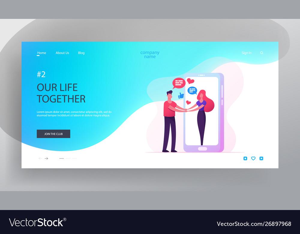 Club-Dating-Website
