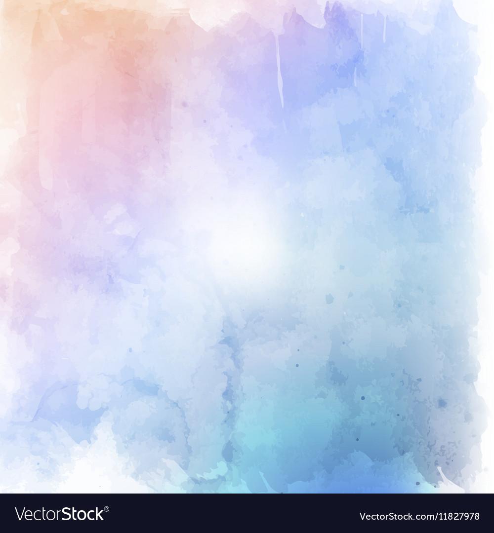 Pastel grunge background 0908 vector image