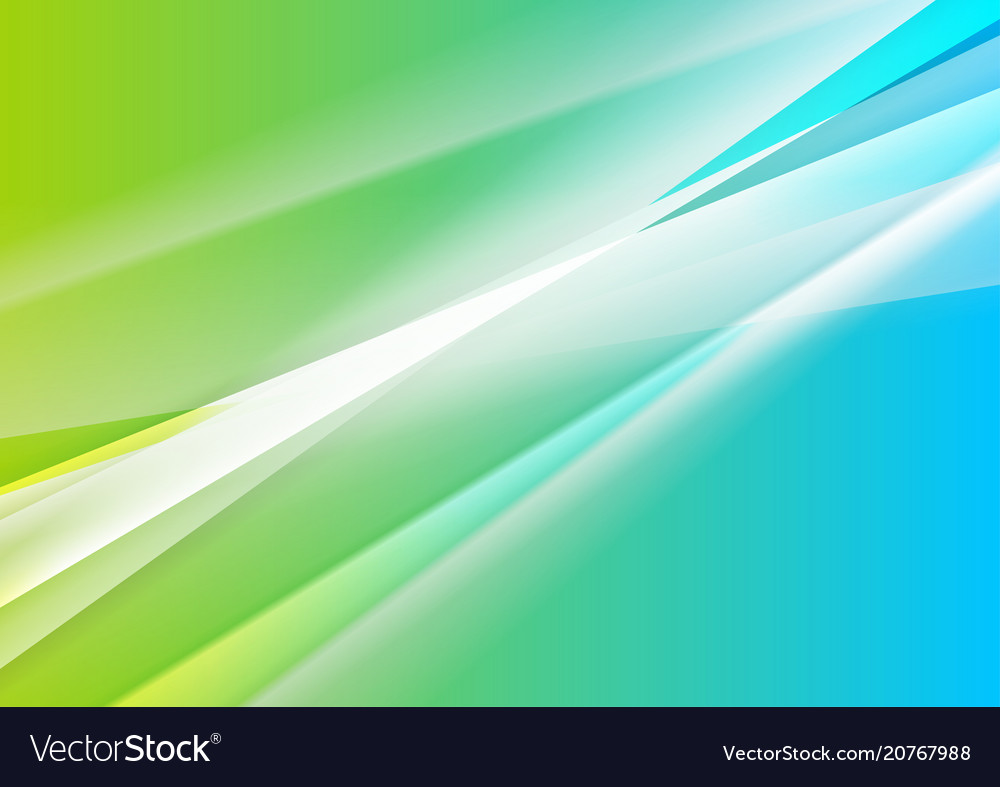 Bright abstract modern gradient background vector image
