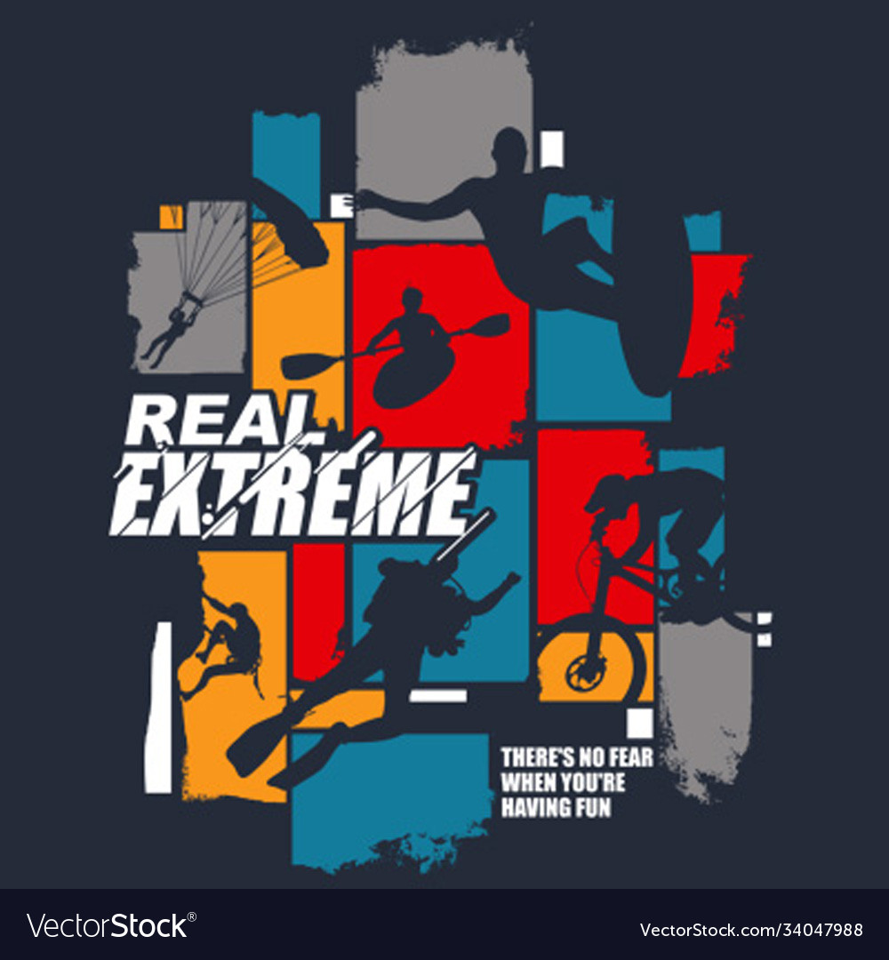 Real extreme