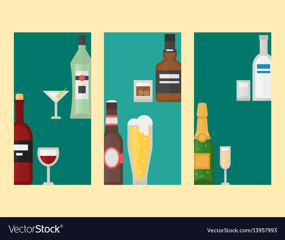 Alcohol drinks beverages cocktail card drink