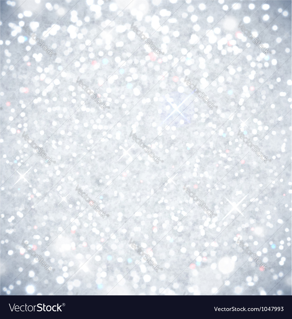 Shining in sun snow vector image