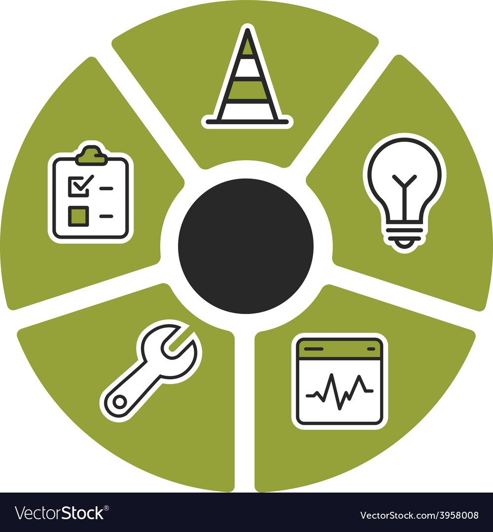 Problem Solving Computer Icons vector image