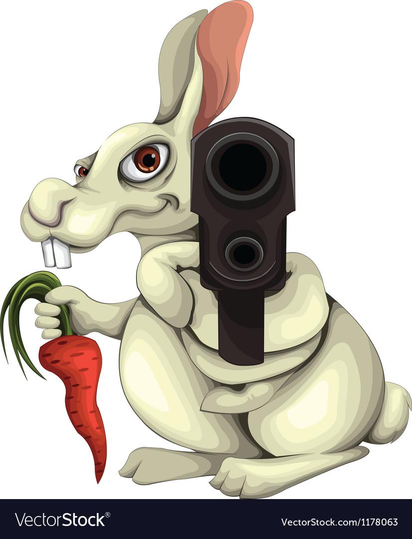 величине картинка злой заяц с двумя стволами фотографиях, опубликованных египетским