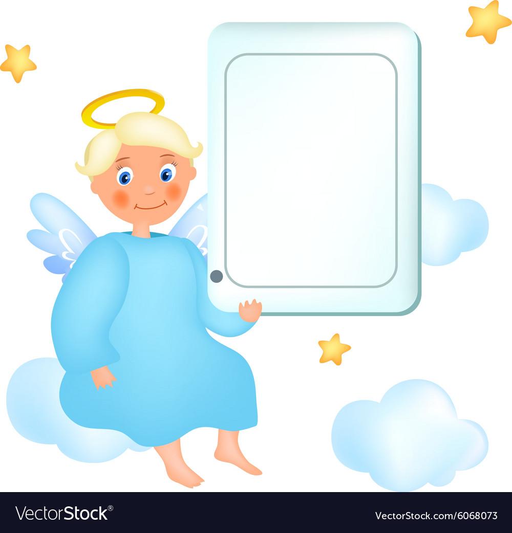Cloud angel