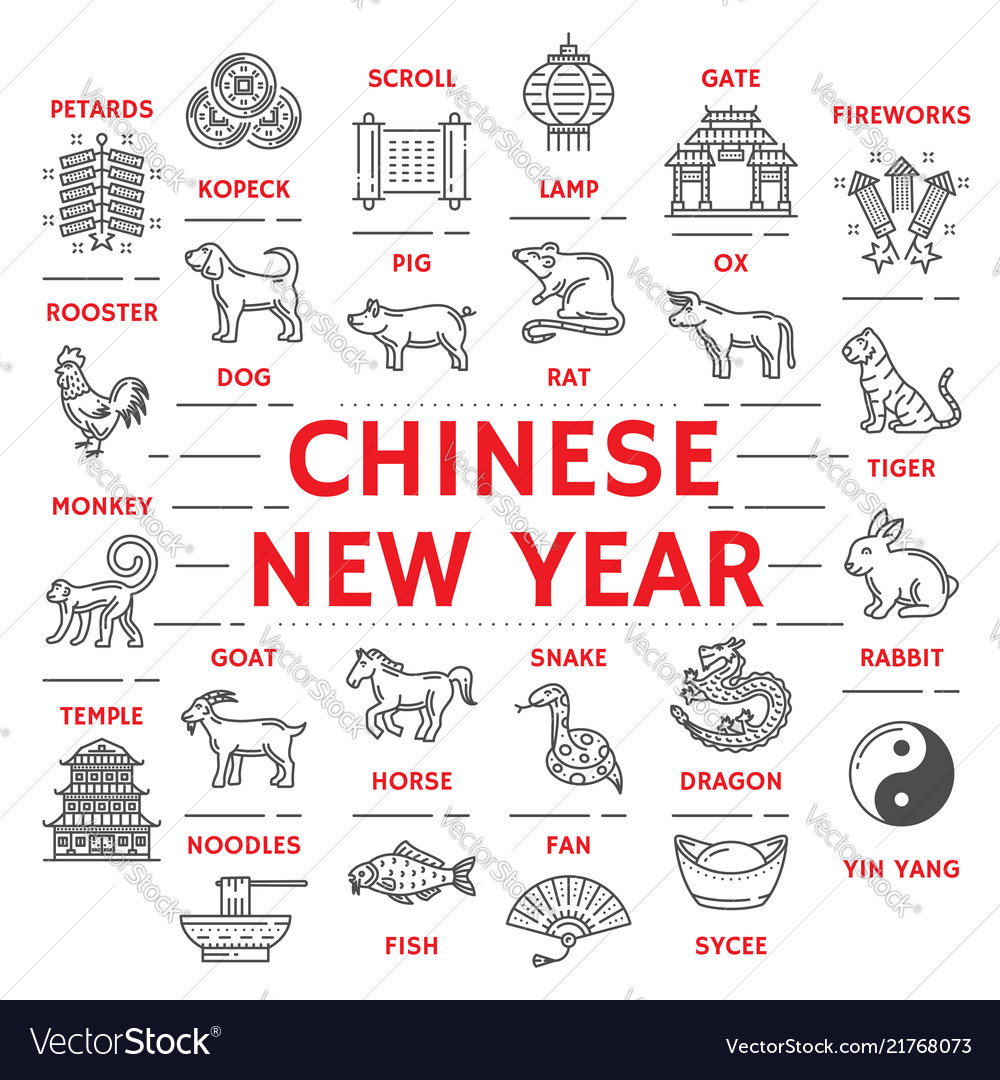 The Best Chinese New Year Animals