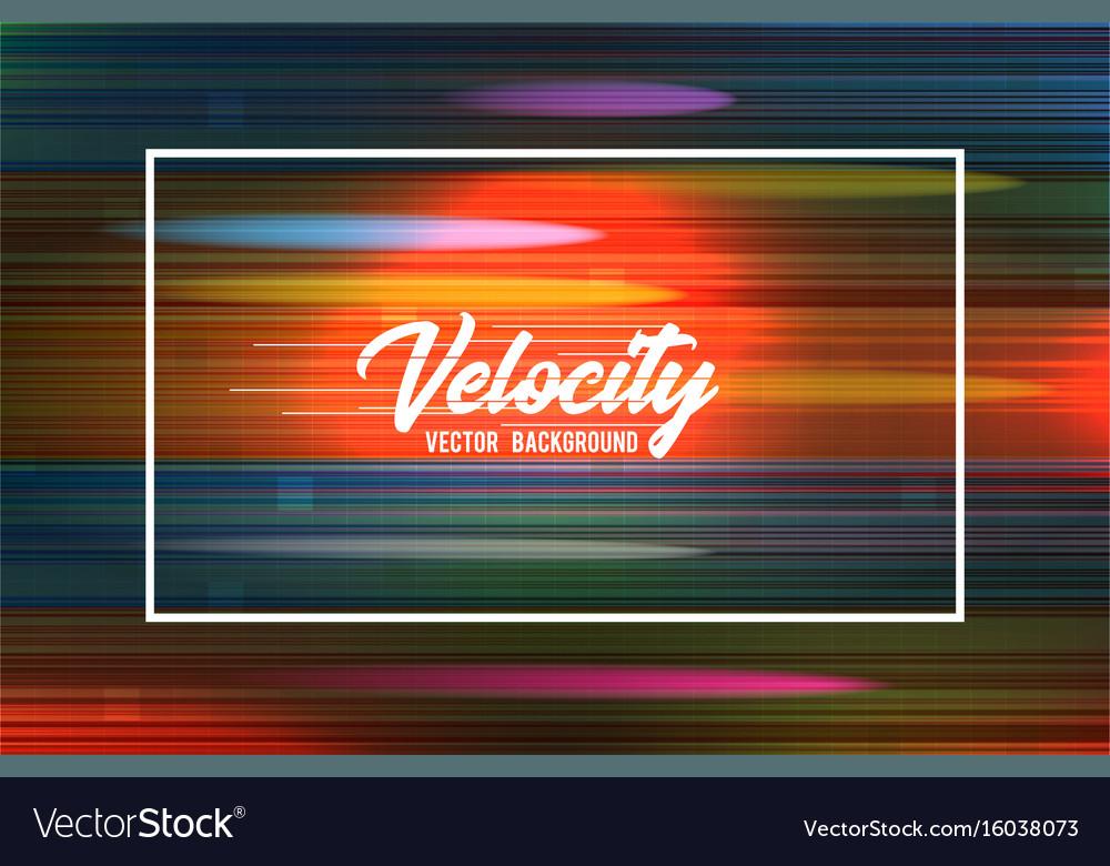 Velocity background 09 speed movement