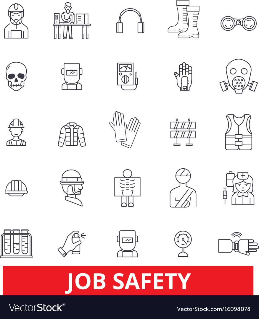 Job safety assurance immunity security