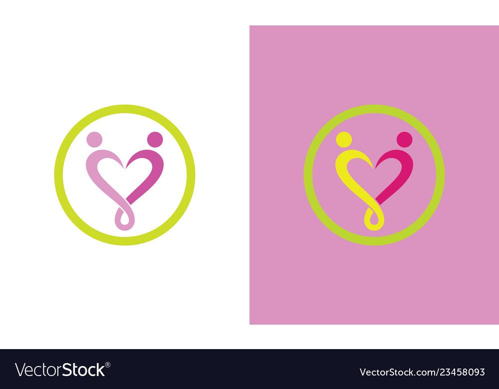 People love care logo