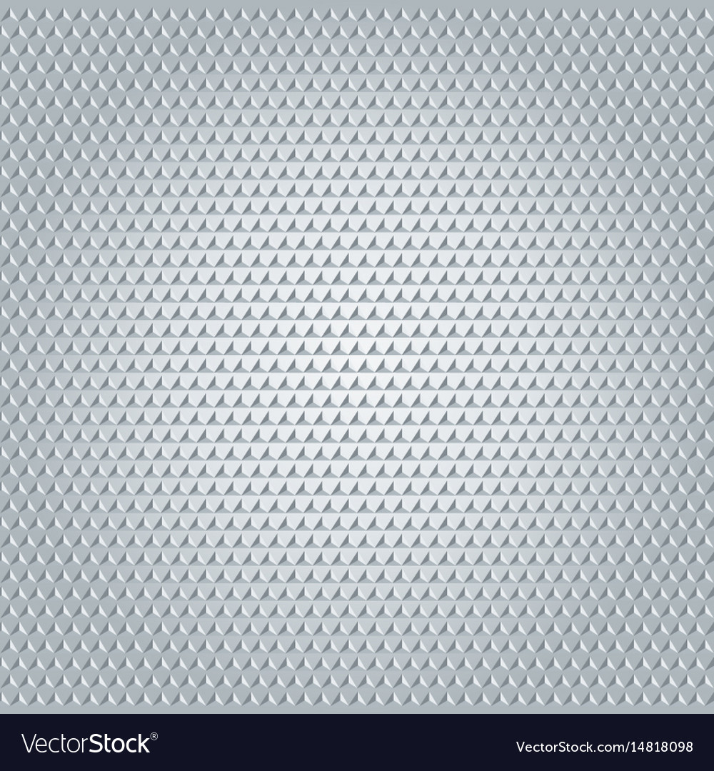 3d geometric pattern triangular pyramid vector image