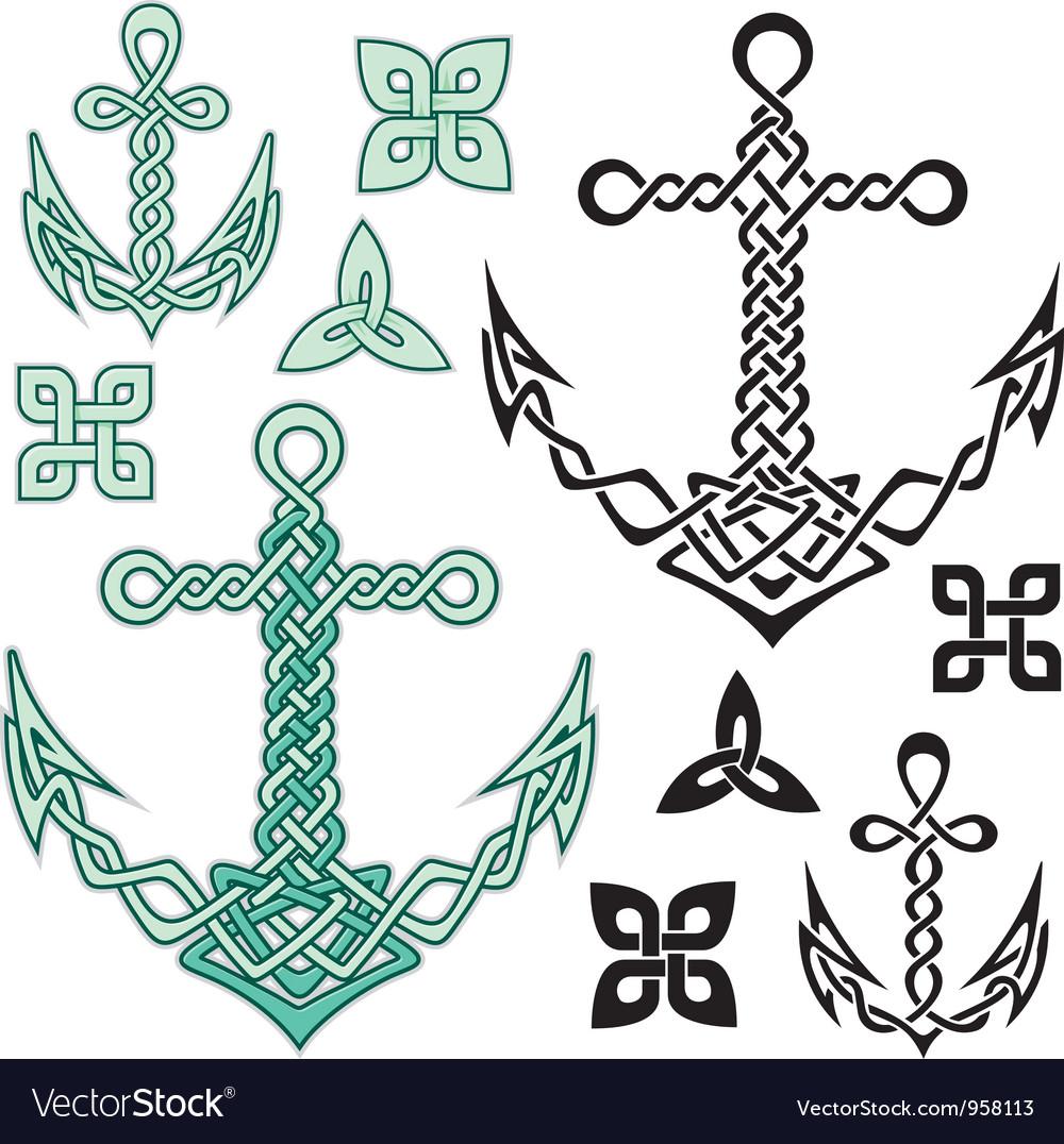 Anchor celtic
