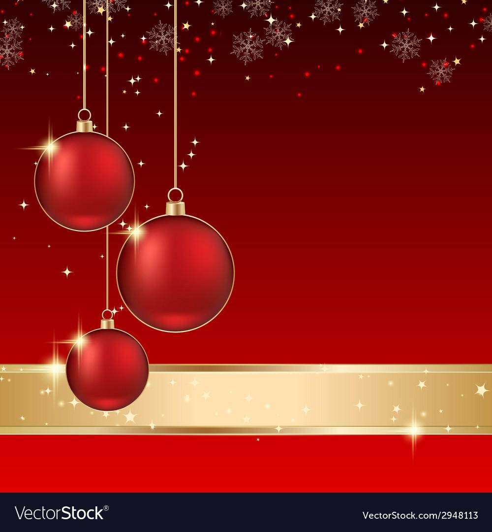 Luxury christmas background