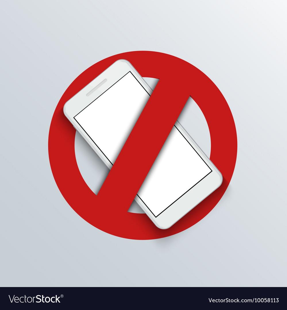 Modern smartphone logo banner background