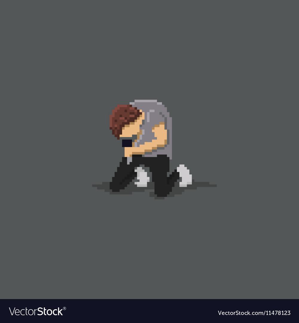 Pixel Hardcore Singer