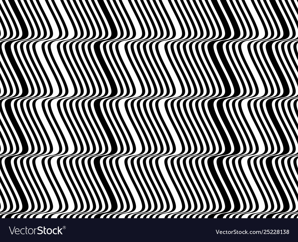 Abstract black and white pattern line mesh design