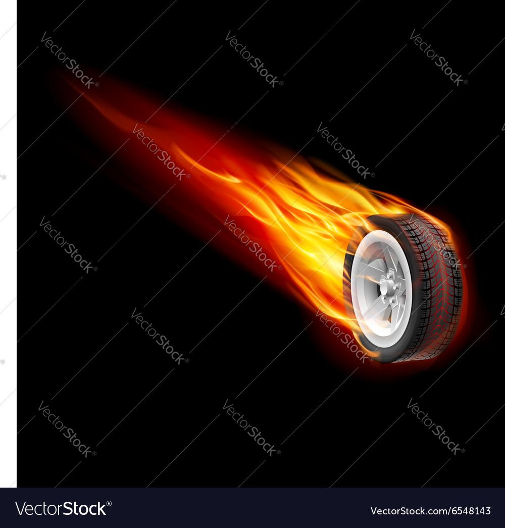 Fire wheel