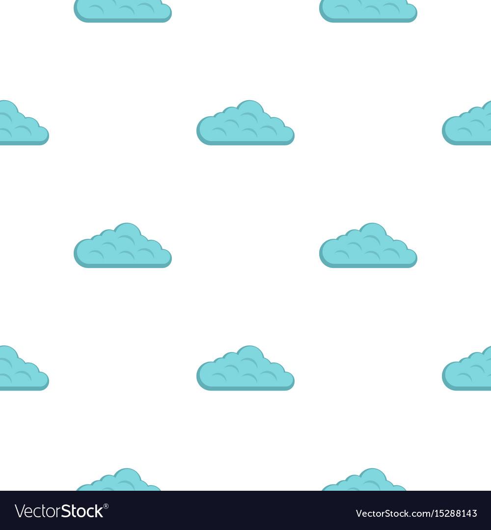 Sky cloud pattern flat
