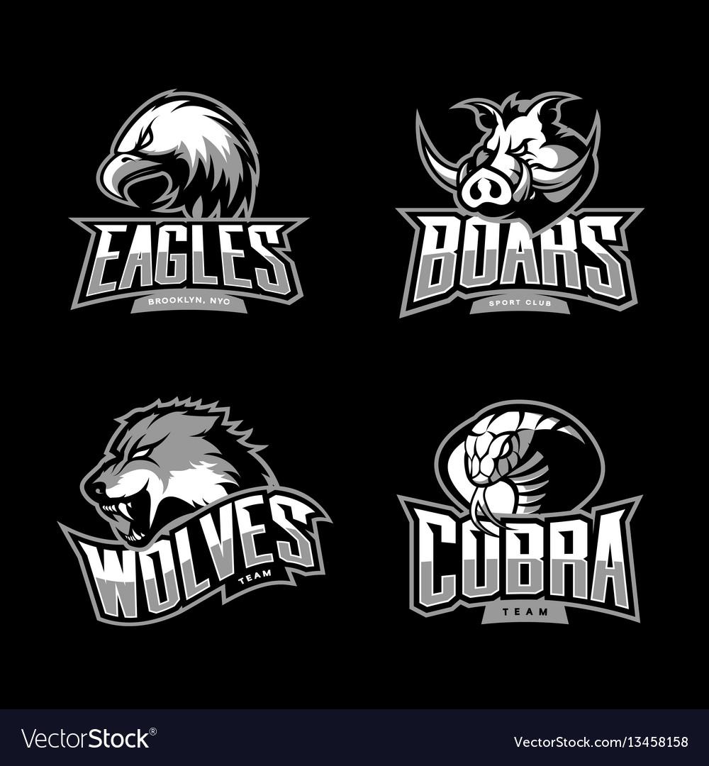 Furious cobra wolf eagle and boar sport