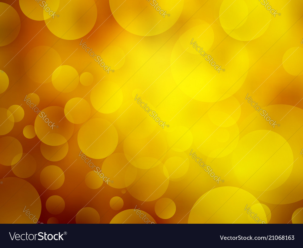 Abstract summer bokeh background