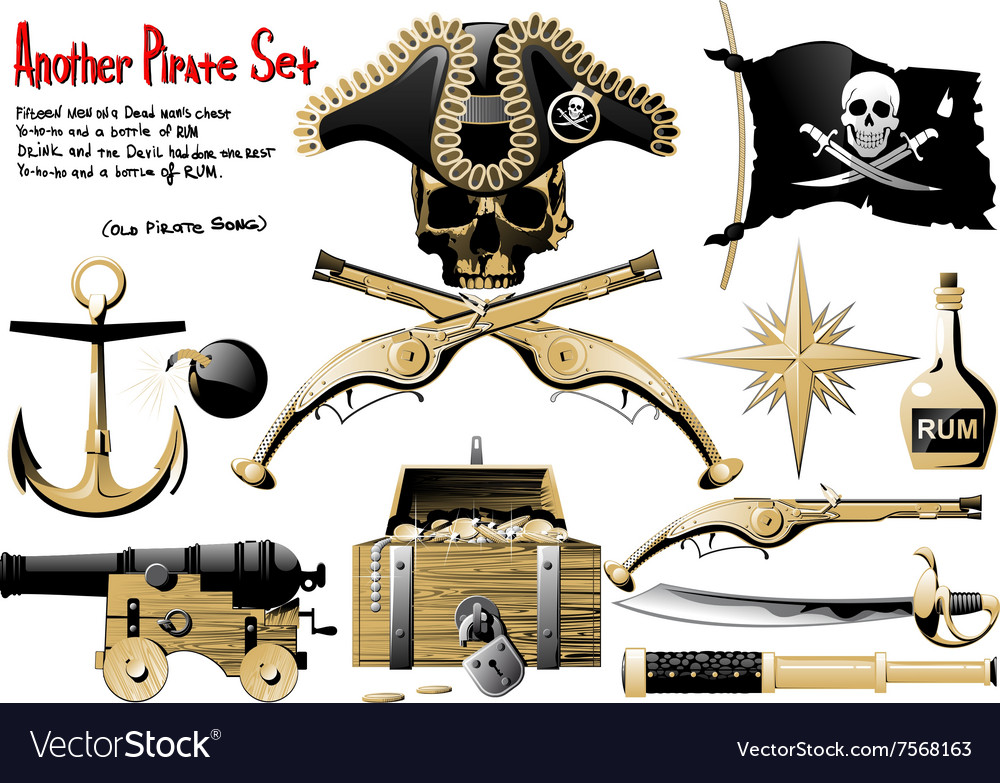 Big Pirate Set