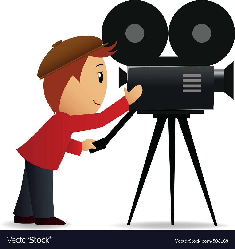 how to make a movie camera