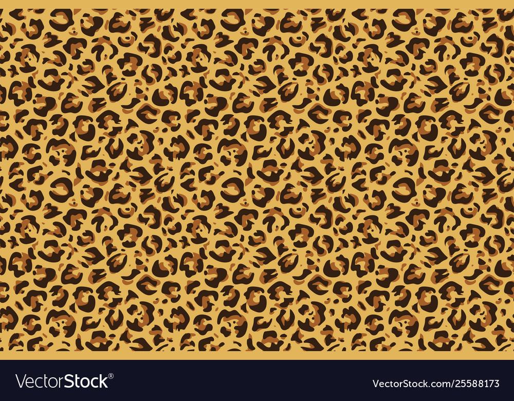 Leopard seamless print cheetah jaguar exotic
