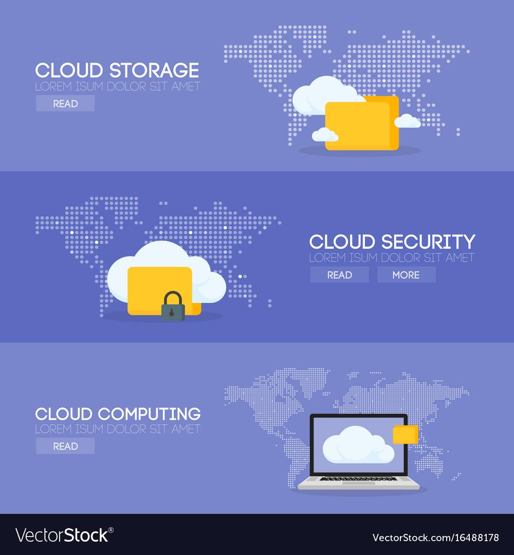 Cloud coputing storage service and security