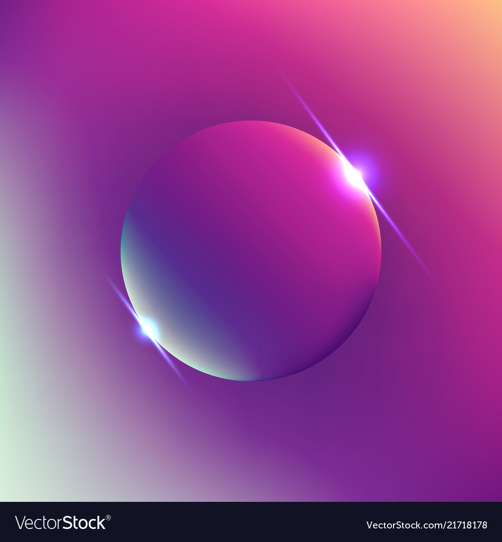 Vibrant colorful abstract gradient background