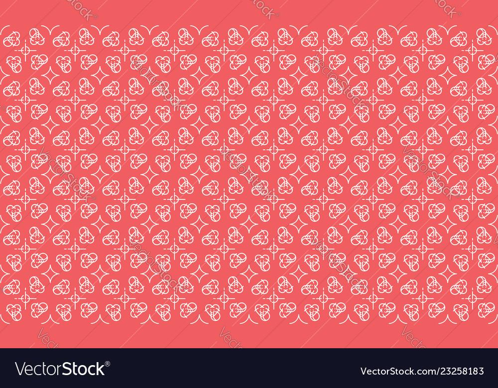 Animal elephant background pattern