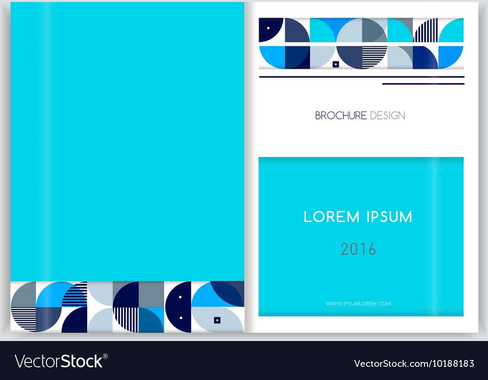 Cover design for Brochure leaflet flyer Abstract
