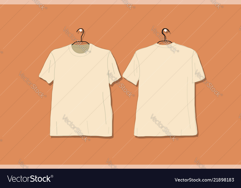 Tshirt mockup for your design