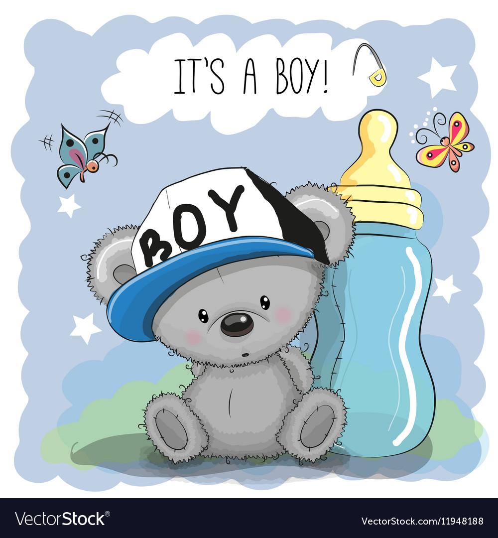 Cute Boy Teddy Bear - Porn Pic-4258