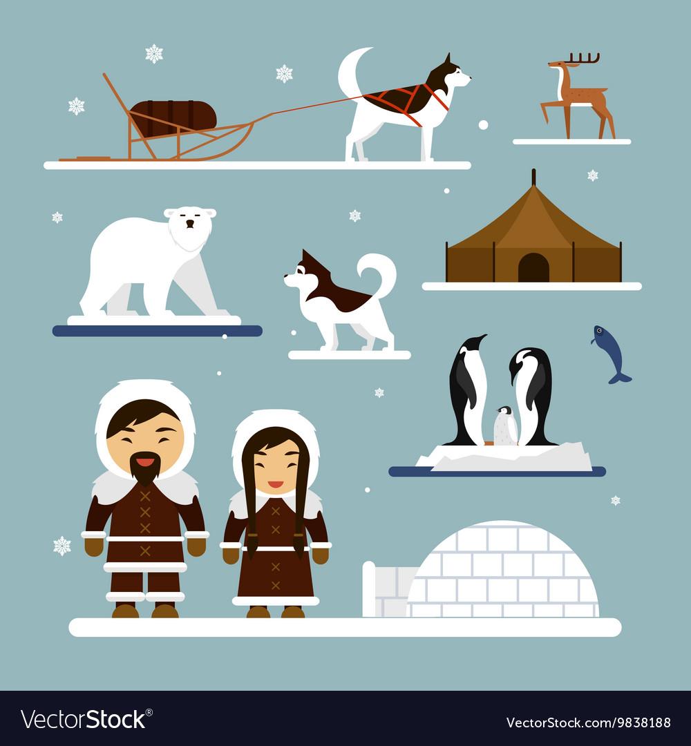set eskimo