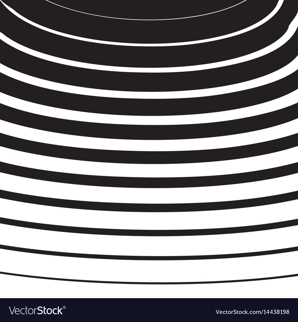 Halftone radial pattern background striped lines