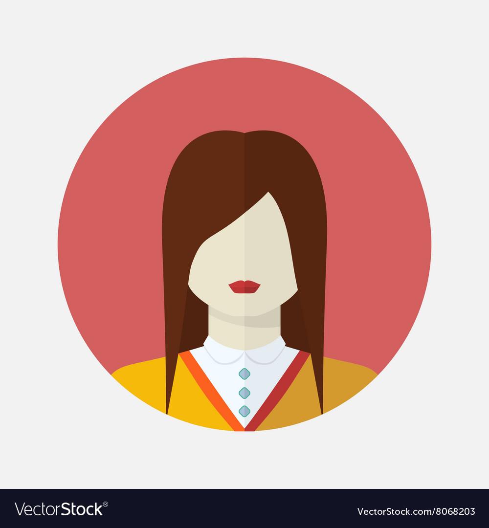 Female slavic avatar