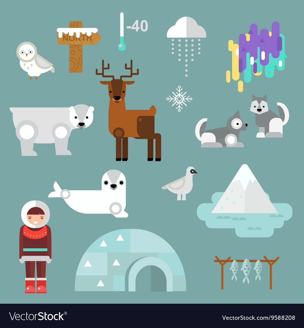 Alaska symbols