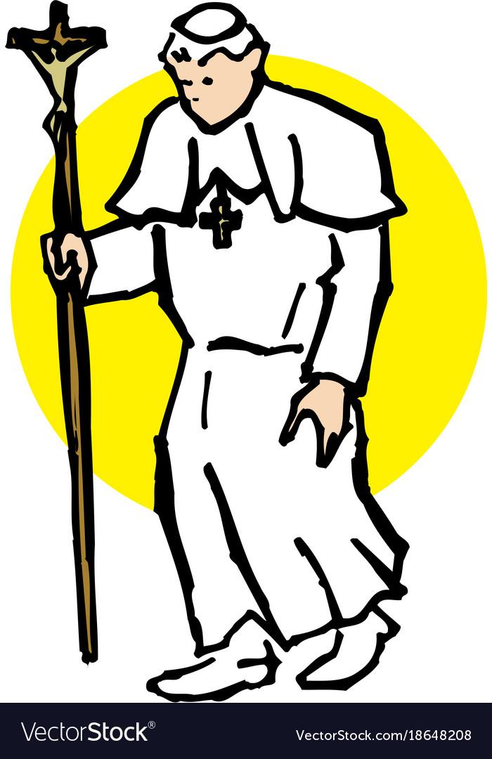 Pope walk