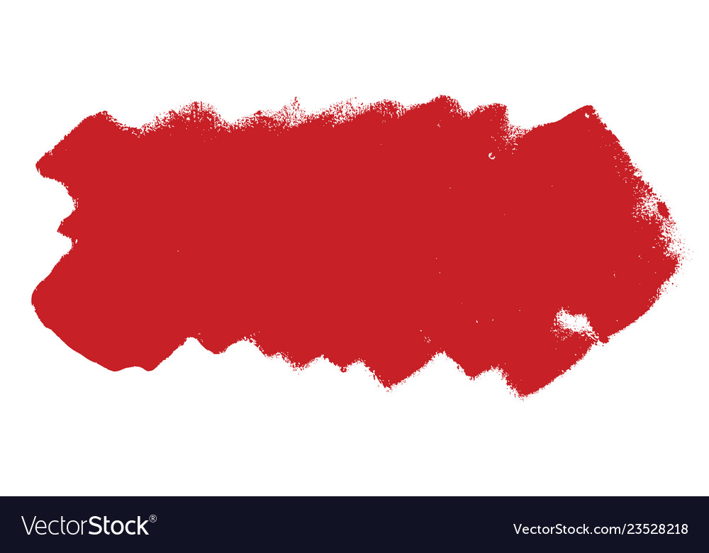 Paintroller red banner