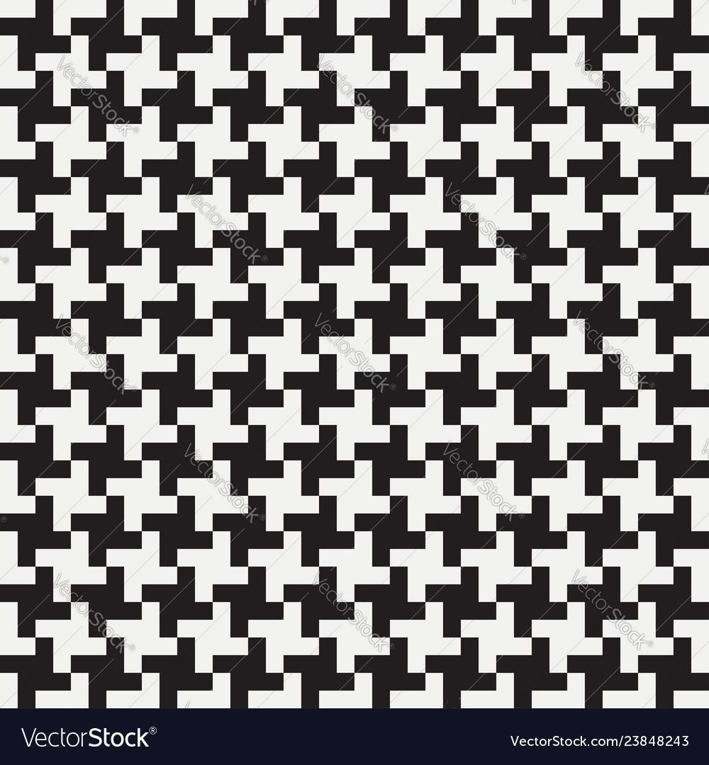 Pepita seamless pattern