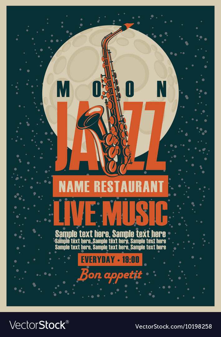 Poster With Jazz Restaurants With Live Music