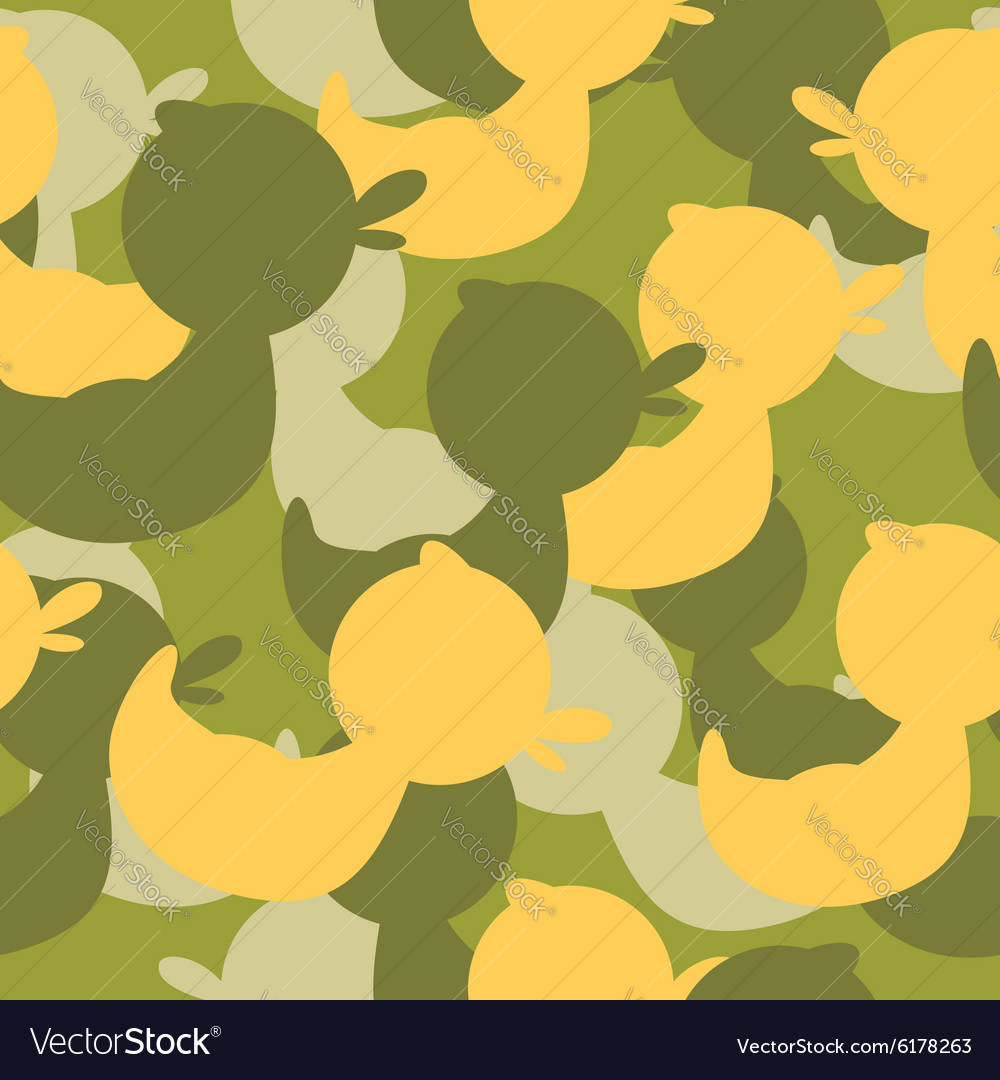 Military camouflage rubber ducks Military texture
