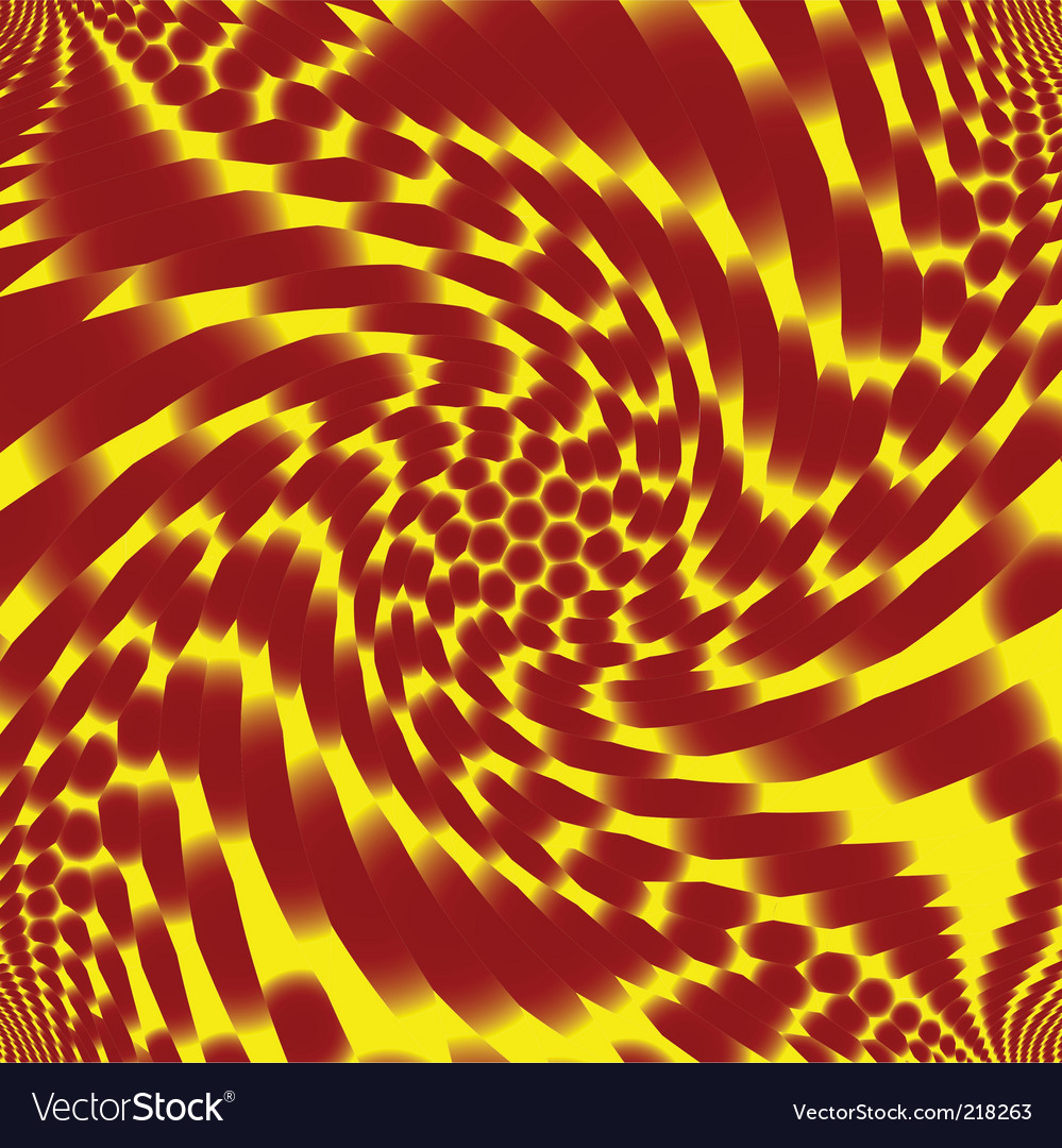 Retro spiral