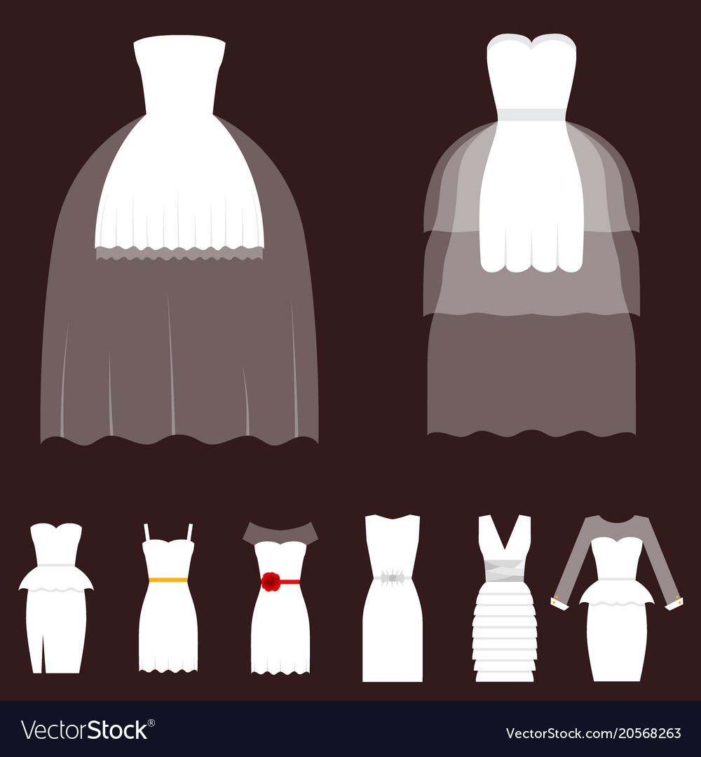 Wedding white bride dress elegance fashion