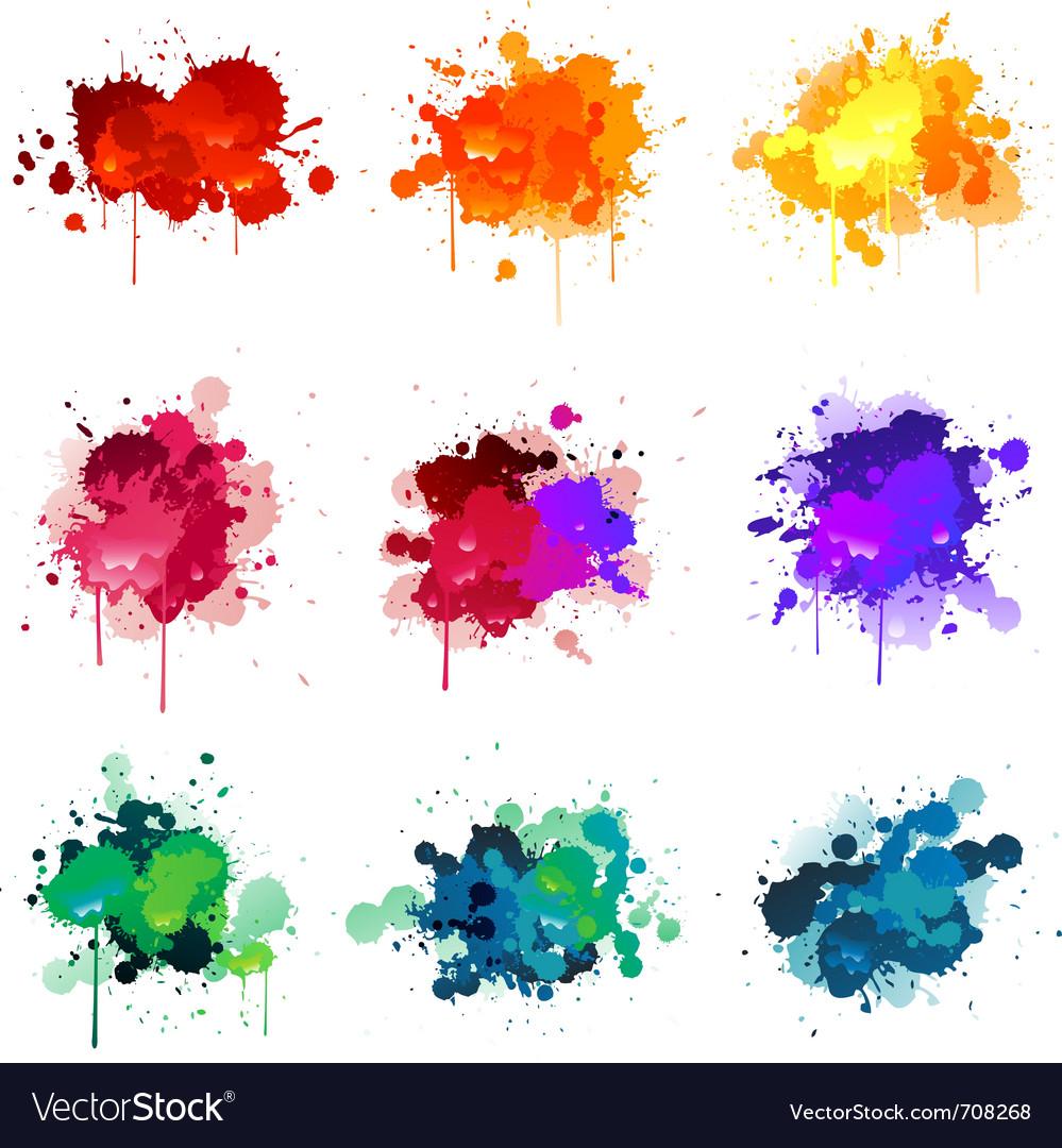 Paint splat s