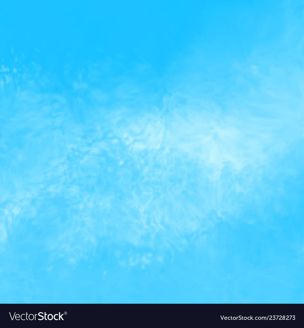 Blue watercolor ink texture background