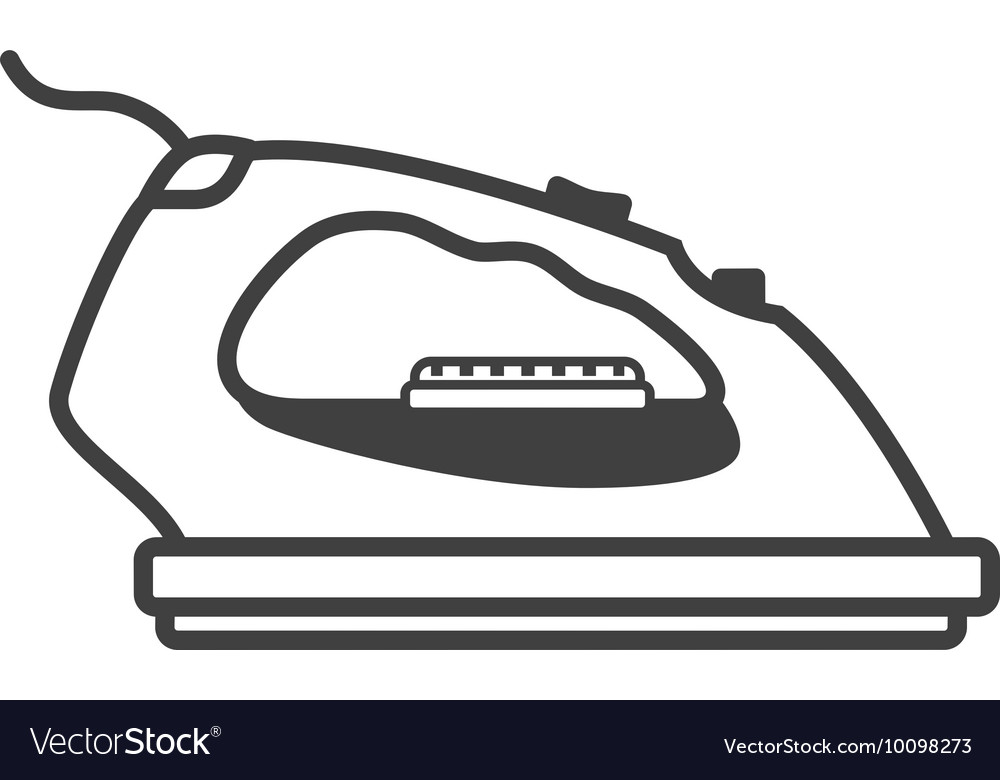 Iron Supply House Electric Appliance Icon