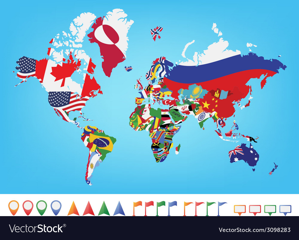 World map with flag on global flags, world map banner, world map with countries, world map countries of the world, us state flags, world map europe, world map engraving, middle east flags, world map apparel, african flags, world map wallets, german flags, north american flags, world map us states, globe flags, country flags, world map wall graphics, russia flags, world map bookmarks, usa maps flags,