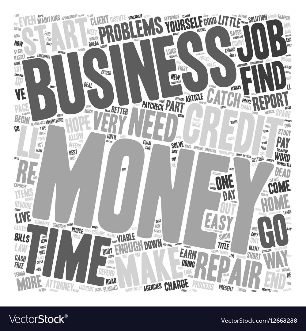 Money Problems Consider A Viable Home Business